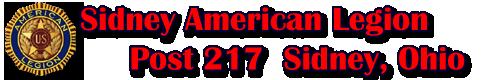 Sidney American Legion Post 217